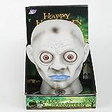 Ghost 'Head Eyeballs Lighting Terrible Sounds Matériau plastique de haute qualité non toxique et environnementale batterie d'alimentation