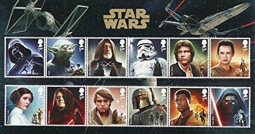 2015 STAR WARS juego de montaje de sello