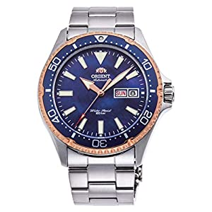 Orient – Reloj de Pulsera, Azul (RA-AA0007A09B)