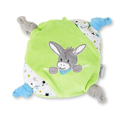 Sterntaler Wärmekissen Erik, Alter: Für Babys ab dem 1. Monat, Größe: 16 cm, Farbe: Grün
