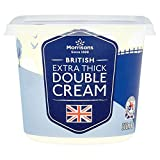 Morrisons Extra Thick Double Cream, 300 ml