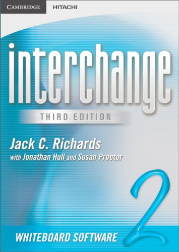 Interchange Whiteboard Software 2 (Interchange Third Edition) -