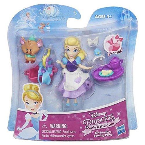 ing B.V. B5331EU4 - Disney Princess Little Kingdom Freunde-Set, Sortiert ()