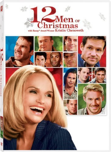 12 Men of Christmas by Kristin Chenoweth