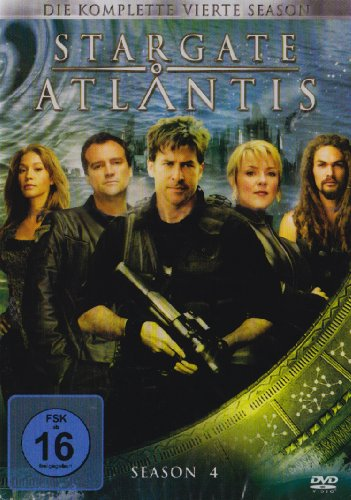 Stargate Atlantis - Season 4 (5 DVDs)