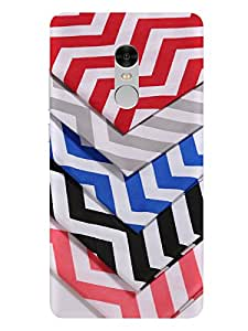 Redmi Note 4 Smartphone Printed Back Cover By Make My Print