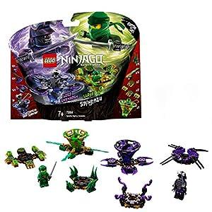 LEGO Ninjago - Lloyd contro Garmadon Spinjitzu, 70664  LEGO