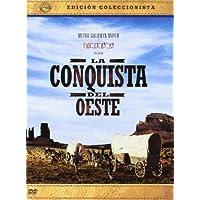 La Conquista Del Oeste : Edición Coleccionista