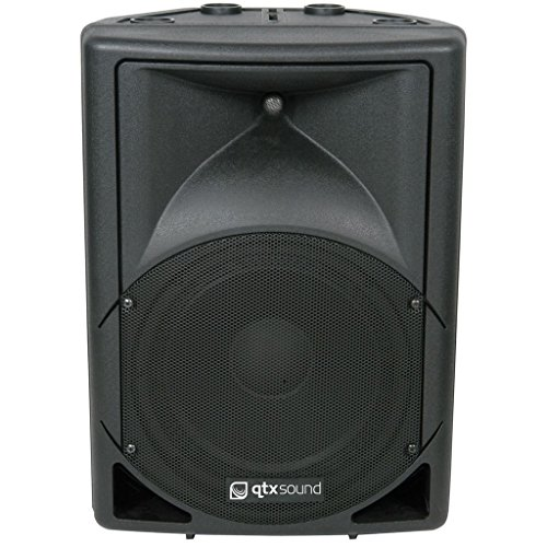 QTX SOUND QS12A ACTIVE ABS SPEAKER 12IN