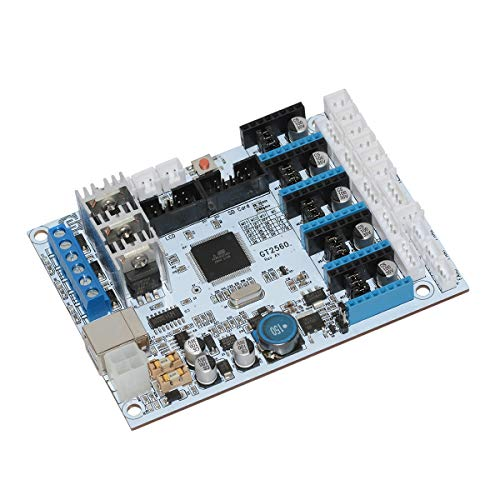Geeetech 3D Printer Control Board GT2560 Support Dual Extruder Power Than ATmega2560 Ultimaker, Ramps - Best Price