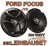 Ford Focus MK1 - Lautsprecher - JVC CS-J620 - 16cm Koaxe
