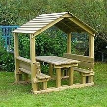 suchergebnis auf f r picknicktisch mit dach. Black Bedroom Furniture Sets. Home Design Ideas