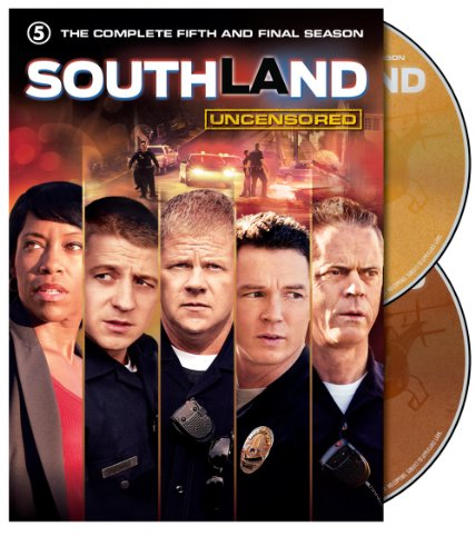 Southland: The Complete Fifth & Final Season [DVD] [Import]