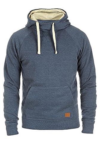 BLEND 703585ME - Sweater à capuche- Homme, taille:L;couleur:Navy (70230)