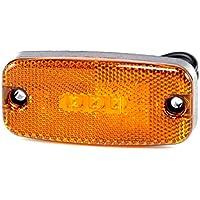 12 V LED Anbau links//rechts geklebt 500 mm Kabel HELLA 2PS 964 295-081 Seitenmarkierungsleuchte
