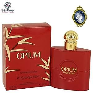 Yves Saint Laurent Opium Rouge Fatal 50ml/1.6oz Eau De Parfum EDP Spray for Her