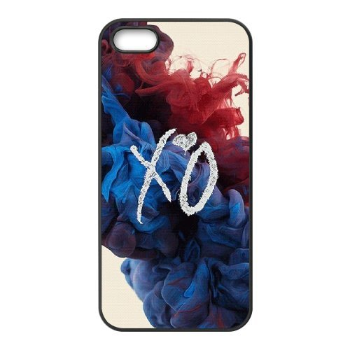 LP-LG Phone Case Of The Weeknd XO For iPhone 5,5S [Pattern-6] Pattern-2