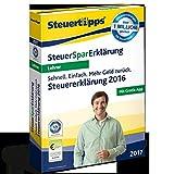SteuerSparErkl�rung 2017 f�r Lehrer (f�r Steuerjahr 2016) Bild