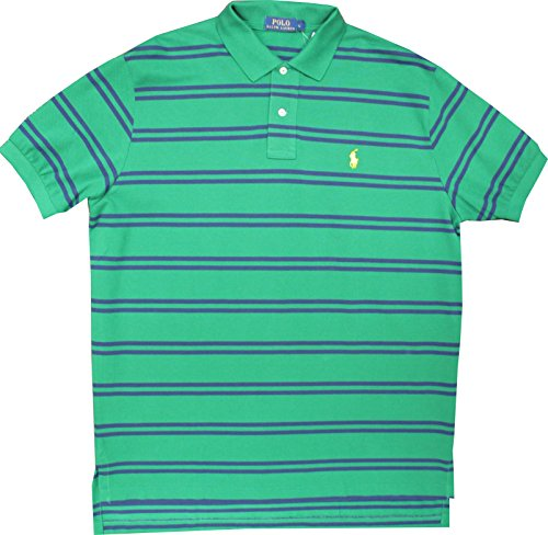 Ralph Lauren -  Polo  - A righe - Uomo Green X-Large