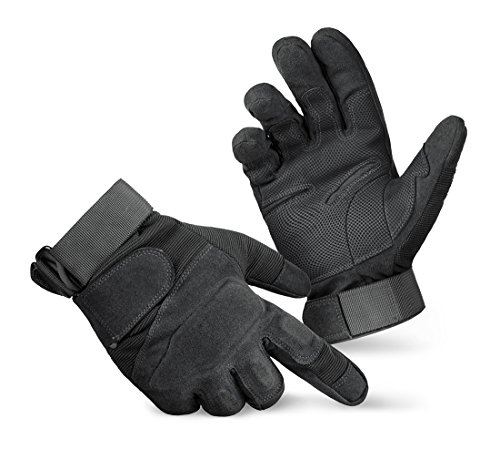 BlackSnake® Tactical Einsatzhandschuhe Mission Gloves Black M