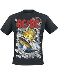 AC/DC Hells Bells T-shirt noir