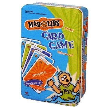 Cardinal Industries Mad Libs Card Game