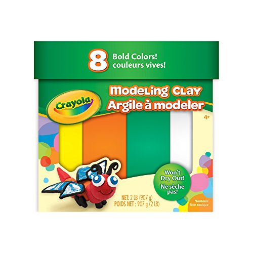 Crayola Modelliermasse, 0,6 kg