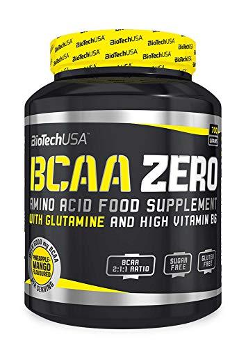 BioTech BCAA Zero Aminoácidos Ramificados