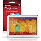 Samsung Galaxy Note 10.1 2014 Edition / Galaxy Tab Pro 10.1 Screen Protector, MediaDevil Magicscreen Crystal Clear (Invisible) Edition - (2 x Protectors)