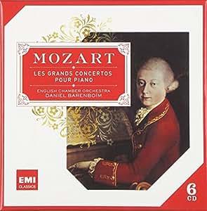 Mozart : Concertos pour piano (Coffret 6 CD)