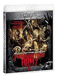 Frankenstein's Army - Tombstone con Card Tarocco da Collezione (Blu-Ray)