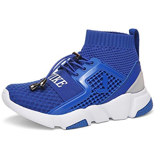 VITIKE Kinder Turnschuhe Jungen Sport Schuhe Mädchen Kinderschuhe Sneaker Outdoor Laufschuhe für Unisex-Kinder