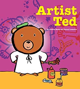 Artist Ted: with audio recording by [Beaty, Andrea]