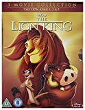 The Lion King 1-3 boxset [Italia] [Blu-ray]