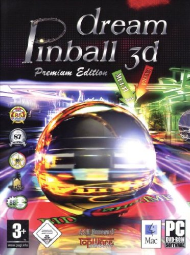 Dream Pinball 3D [Edizione : Germania]