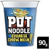 90 g de fideos chinos olla Chow Mein
