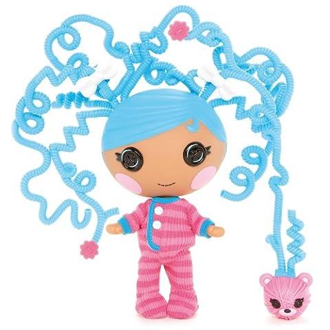 Lalaloopsy Littles – Silly Hair – Bundles Snuggle Stuff – Poupon à Coiffer 18 cm (Import Royaume-Uni)