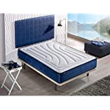 Muebles Baratos Colchón viscoelástico 135x190 cms, colchones Super económicos ...