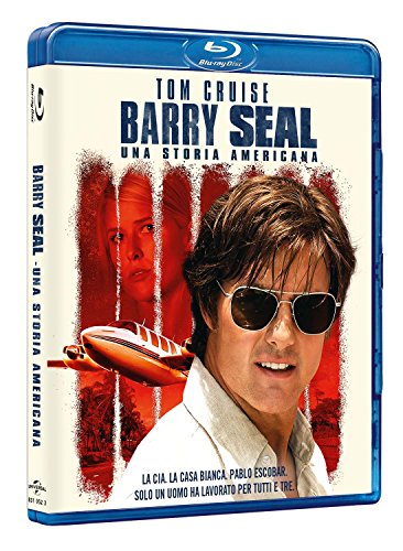 Barry Seal: Una Storia Americana (Blu-Ray)  [Italia] [Blu-ray] 51wkxV9t6jL