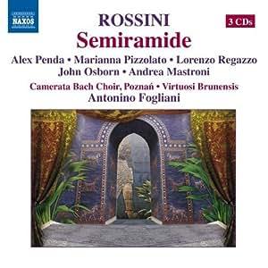 Rossini: Semiramide by Naxos (2013-07-11)