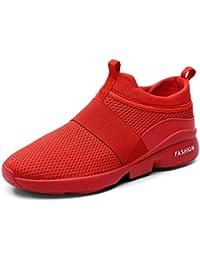 Calzature & Accessori casual rossi per uomo Gaolixia