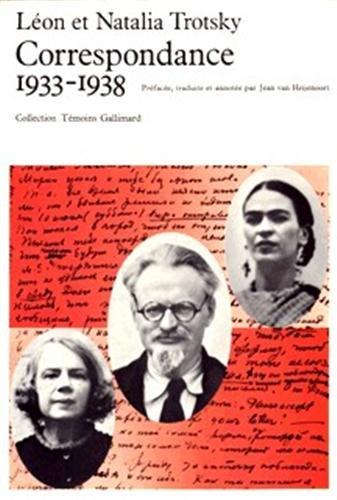 Trotsky (1933-1938) : Correspondance