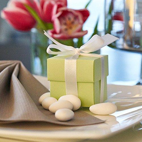Hochzeitsmandeln Nougat 500g – weiß - 7