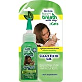 Tropiclean Fresh Breath Clean Teeth Gel for Cats, 59 ml