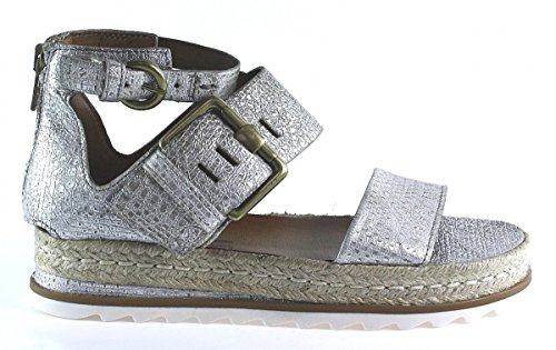Mjus Shoes | SITGES | Sandale | silber Silber