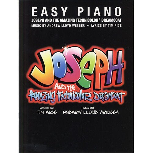 andrew-lloyd-webber-joseph-and-the-amazing-technicolor-dreamcoat-easy-piano-partitions-pour-piano-ch