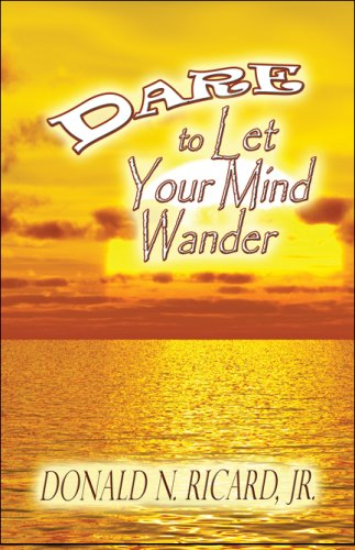 Dare to Let Your Mind Wander Cover Image