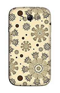 Blink Ideas Back Cover for Samsung Galaxy E5