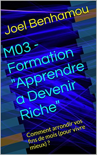 M03 - Formation