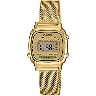 Casio Smart Watch Armbanduhr LA670WEMY-9EF